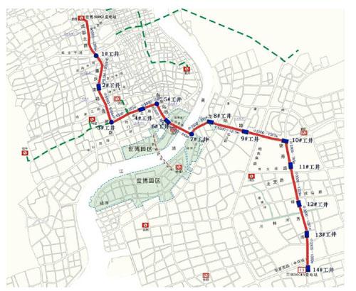 电力电缆隧道设计研究