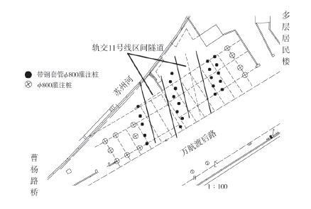 地铁主体结构钢筋图纸
